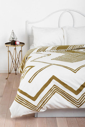 Urban Outfitters Magical Thinking Geo Empire Duvet Cover