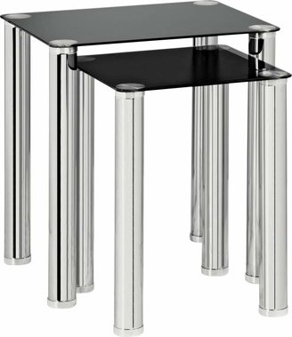 black glass side table shopstyle uk rh shopstyle co uk