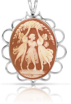 Mia & Beverly Cornelian Pin/Pendant