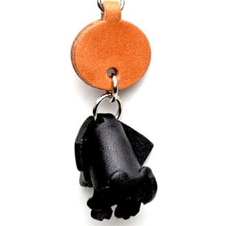 Vanca Craft Labrador Retriever Keychain Blk