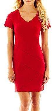 JCPenney Alyx® Spliced Dress