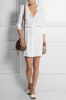 Splendid Voile mini dress