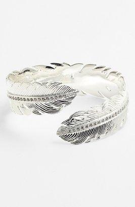 Melinda Maria 'Nina' Feather Cuff