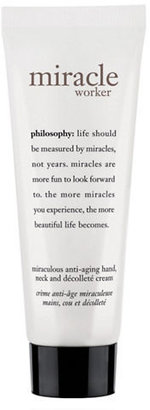 philosophy Miracle Worker Miraculous Anti-Aging Hand, Neck and Decollete Cream - 2 oz