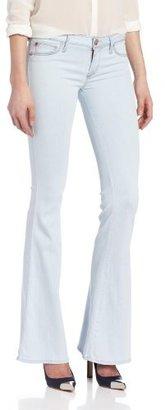Hudson Jeans Women's Mia Flare Jean in Dahlia