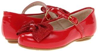 Pampili 10 Angel (Toddler/Little Kid/Big Kid) (Red) - Footwear