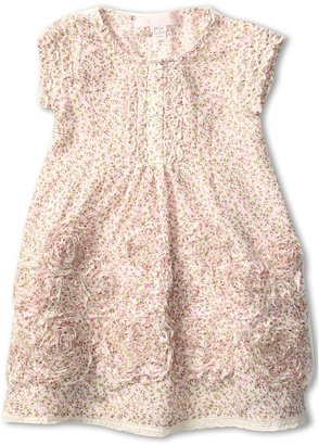 Biscotti Meadowsweet Floral Dress (Infant) (Pink) - Apparel