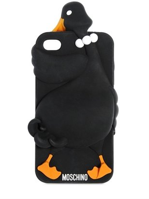 Moschino Goose Silicon Iphone 5 Case