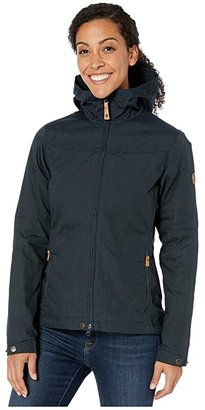 Fjallraven Stina Jacket (Dark Navy/Dark Navy) Women's Jacket