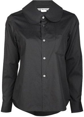 Comme des Garcons button down blouse
