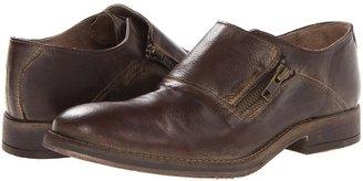 Steve Madden Garveyy (Brown Leather) - Footwear