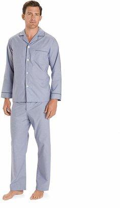 Brooks Brothers Wrinkle-Resistant Broadcloth Pajamas
