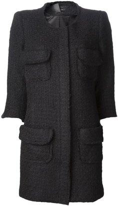 Smythe bouclé mini coat