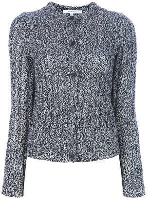Carven Long sleeve cardigan