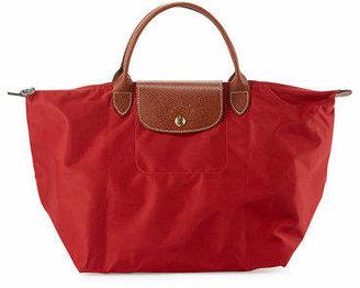 Longchamp Le Pliage Medium Handbag $115 thestylecure.com