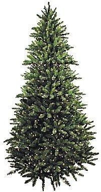 JCPenney 7.5' Pre-Lit Ashford Christmas Tree w Instant Power