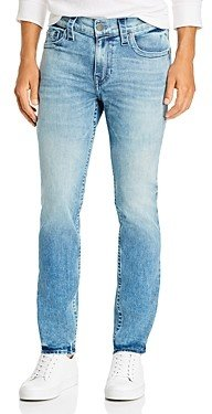 True Religion Rocco No Flap Slim Fit Jeans in Light Ego