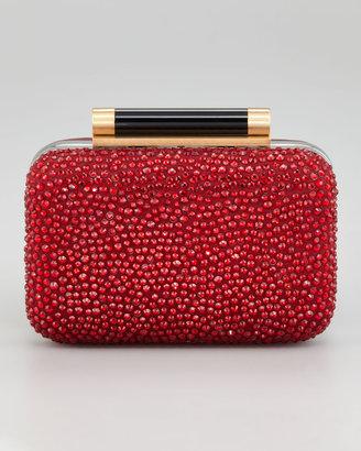 Diane von Furstenberg Tonda Small Crystal Clutch Bag