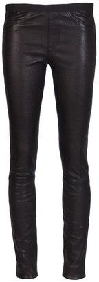 Helmut Lang Classic leather legging