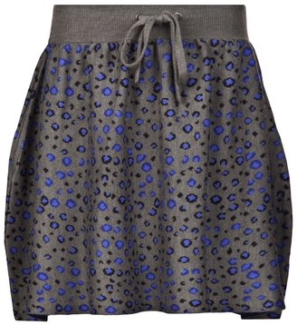 Timo Weiland leopard print skirt