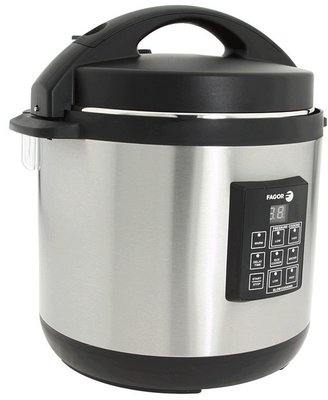 Fagor 670040230 3 In 1 Electric Multi Cooker (Stainless Steel) - Home