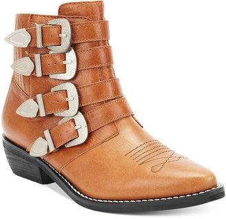Kelsi Dagger Dallas Flat Cowboy Booties