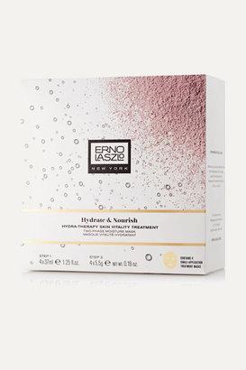 Erno Laszlo Hydra-therapy Skin Vitality Mask, 4 X 37ml, 4 X 5.5g - one size