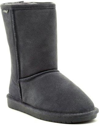 BearPaw Emma Short Genuine Sheepskin Lined Boot