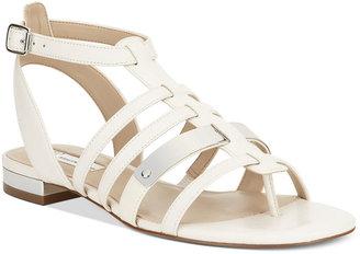 INC International Concepts Women's Arys Flat Sandals