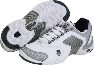 K-Swiss Glaciator SCD (White/Platnium/Navy) - Footwear