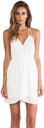 Donna Mizani Tulip Mini Dress