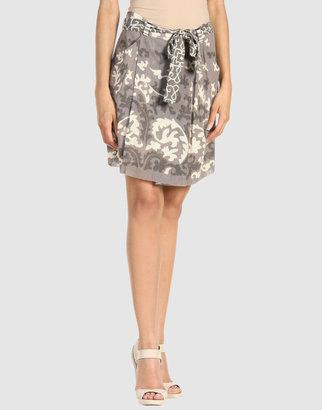 Vivienne Tam Knee length skirts