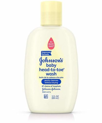 Johnson's Baby Head-to-Toe Wash, Trial Size