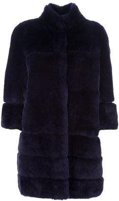 P.A.R.O.S.H. 'Heidi' fur coat