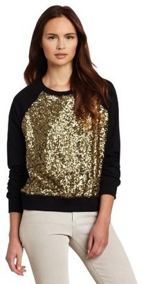 Funktional Women's Weiland Sheer-Back Sweater