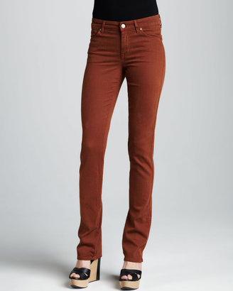 CJ by Cookie Johnson Faith Sueded Boot-Cut Jeans