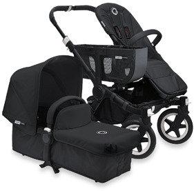 Bugaboo Donkey Stroller Base - All Black