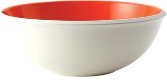 Rachael Ray 10-in. Rise Serving Bowl, Orange