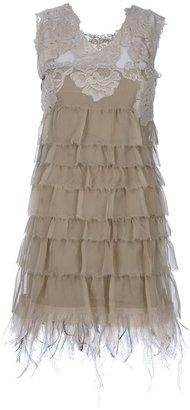 Alberta Ferretti Layered dress