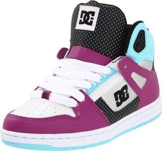 DC Women's Rebound High-Top Sneaker