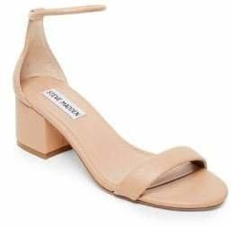 Steve Madden Ibbie Faux Leather Dress Sandals