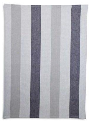 Sur La Table Gray Medium-Stripe Towel