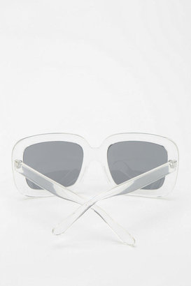 Urban Outfitters Boulevard Square Sunglasses