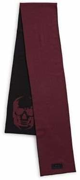 John Varvatos Graphic Merino Wool Scarf