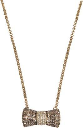 Sonia Rykiel Elisabeth node necklace