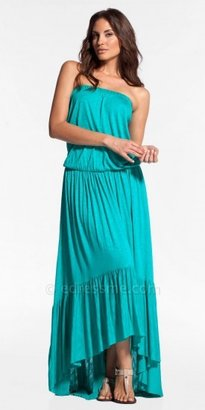 Elan International Strapless Maxi Dresses