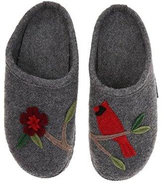 Giesswein Angela (Schiefer) Women's Slippers