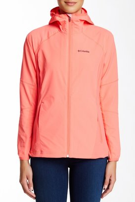 Columbia Tempting Tilt Softshell Hooded Jacket