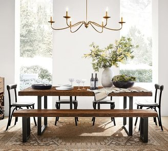 Pottery Barn Griffin Reclaimed Wood Dining Table