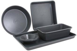 Emerilware Emeril - 6-Piece Nonstick Bakeware Set (Black) - Home